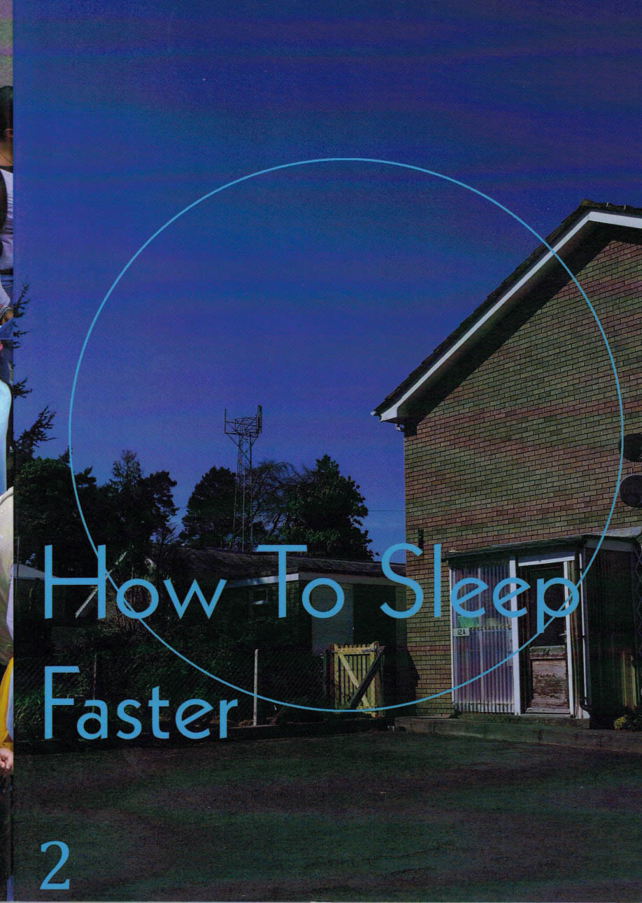 How to Sleep Faster 2