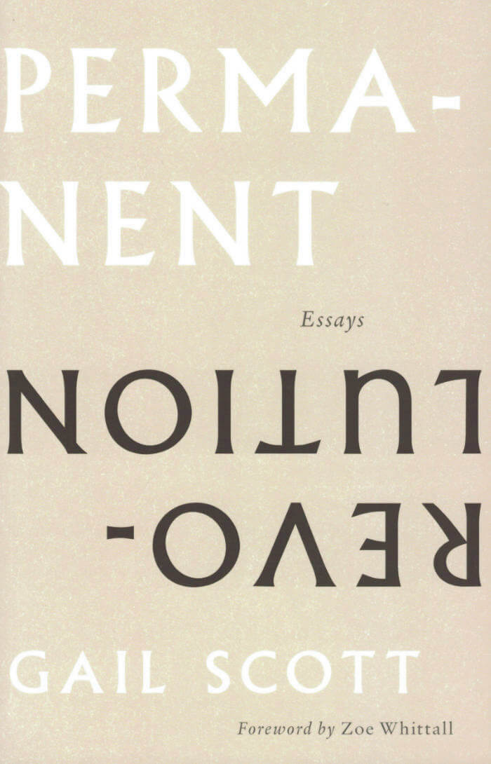 Permanent Revolution: Essays