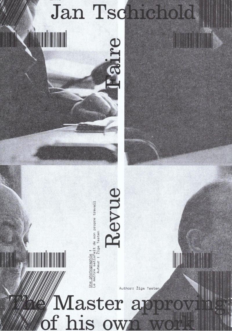 Revue Faire n°23: A Portrait