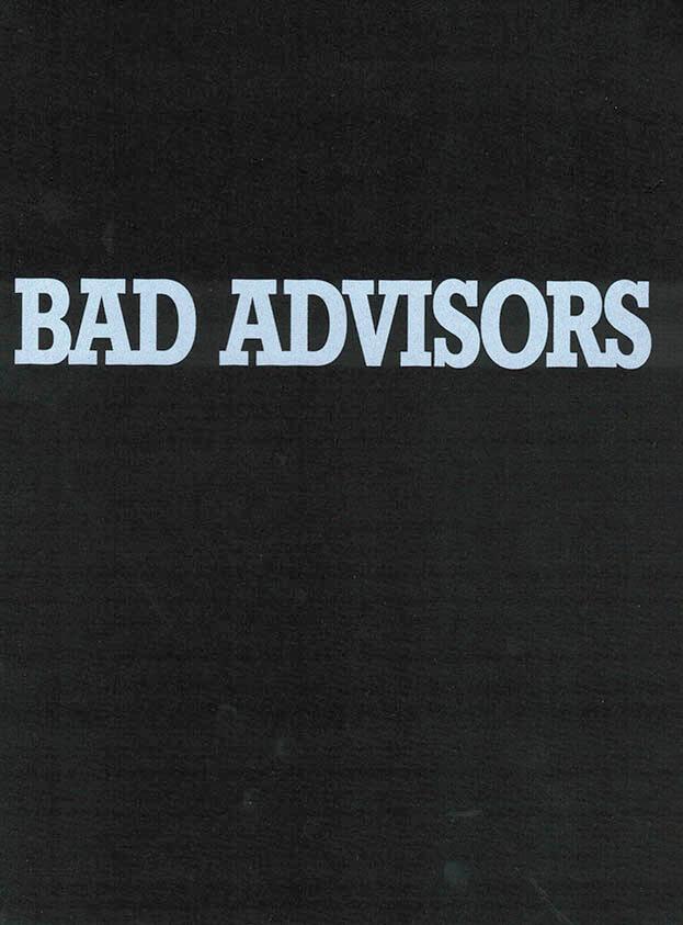 Bad Advisors - English Landscapes