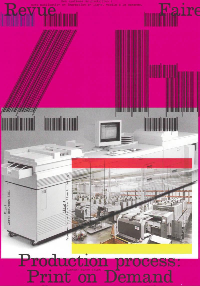 Revue Faire n°26: Production Process