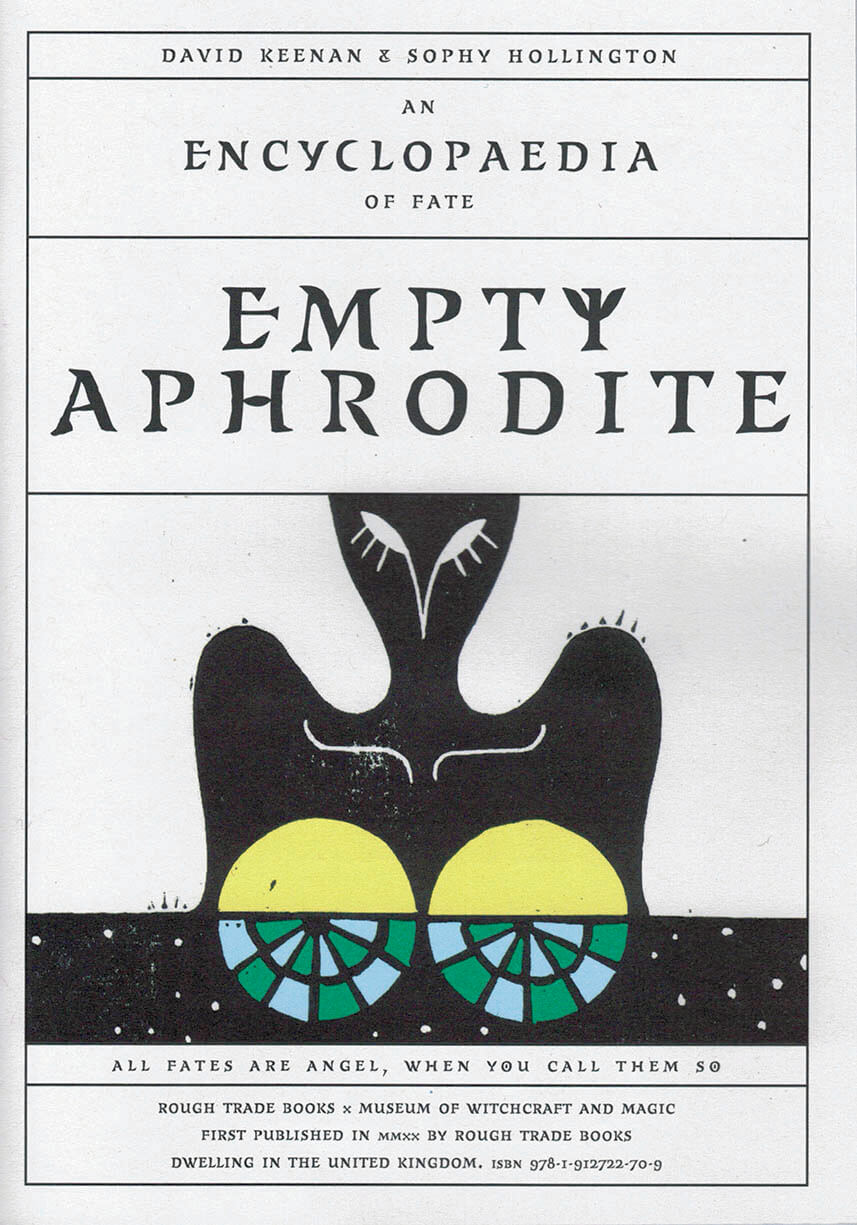 Empty Aphrodite: An Encyclopaedia Of Fate