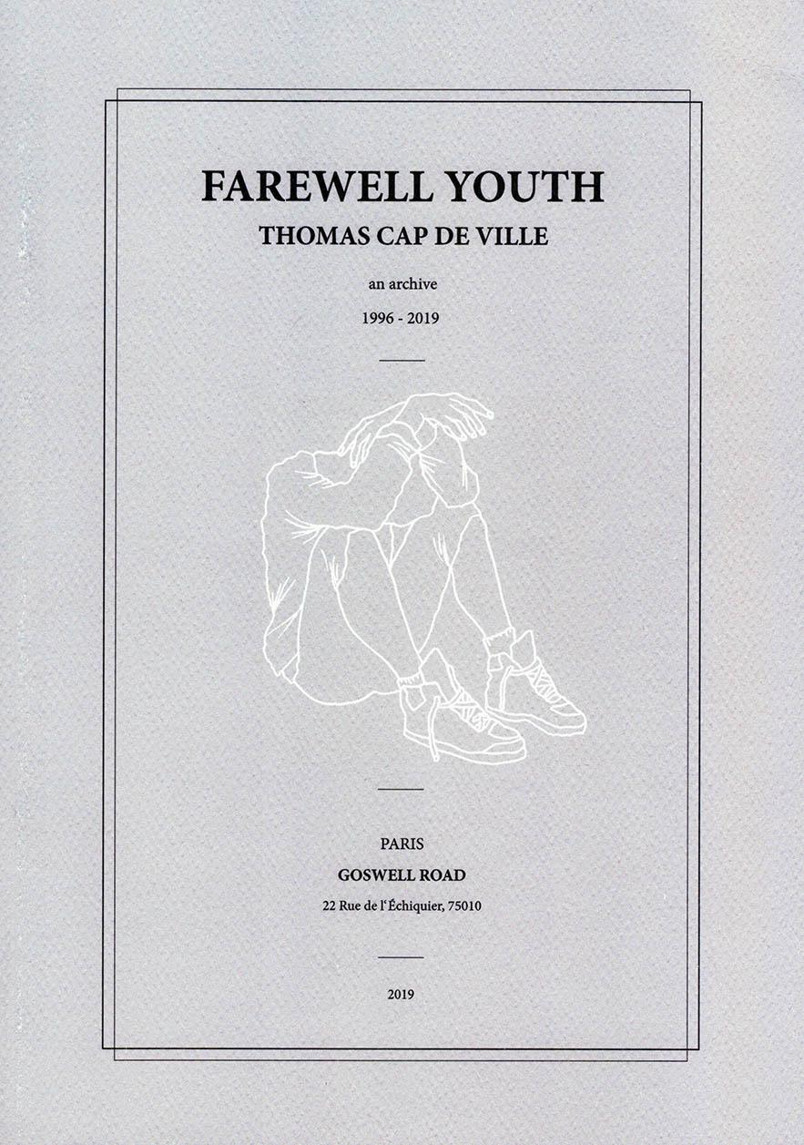 Farewell Youth: An Archive 1996-2019