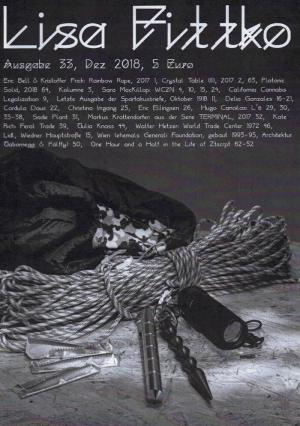 ztscript 33 : Lisa Fittko - cover image