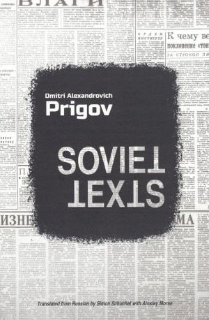 Soviet Texts - cover image