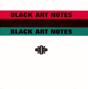Black Art Notes - cover image