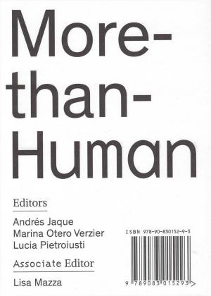 More-than-Human - cover image
