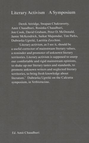 Literary Activism - cover image