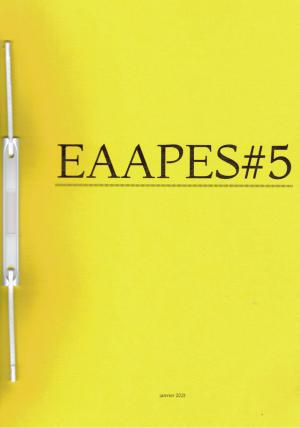 EAAPES — reader #5 - cover image