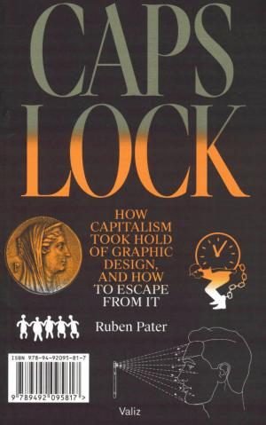 CAPS LOCK - cover image