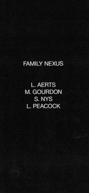 Family Nexus - cover image