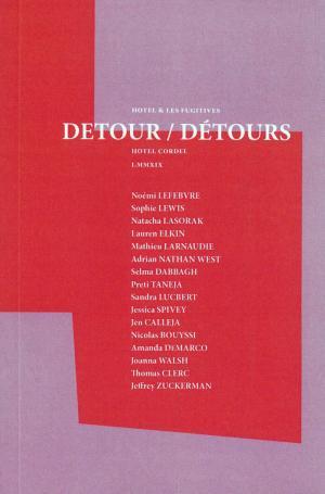 Detour/Détours (Hotel Cordel No. 1) - cover image