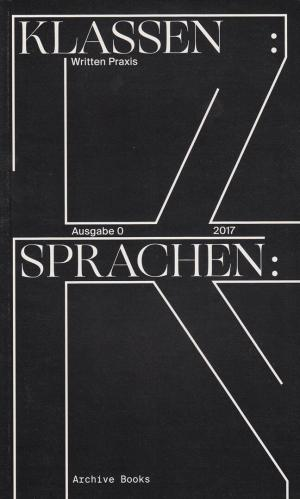 Klassen Sprachen/ Written Praxis - cover image