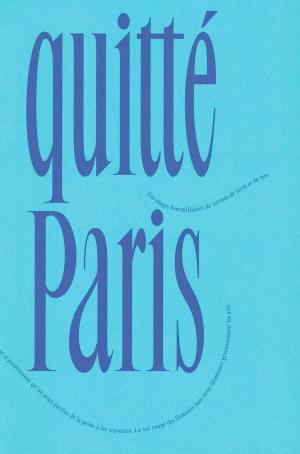 J'ai quitté Paris - cover image