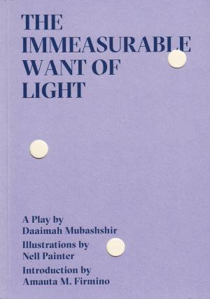 The Immeasurable Want Of Light - cover image